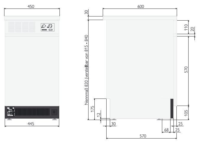 k chenspeicher stiebel eltron etk 300 nachtspeicherofen. Black Bedroom Furniture Sets. Home Design Ideas
