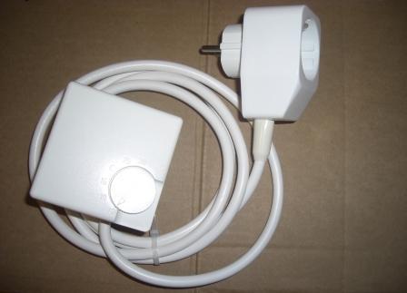 thermostat mit stecker teilspeicher. Black Bedroom Furniture Sets. Home Design Ideas