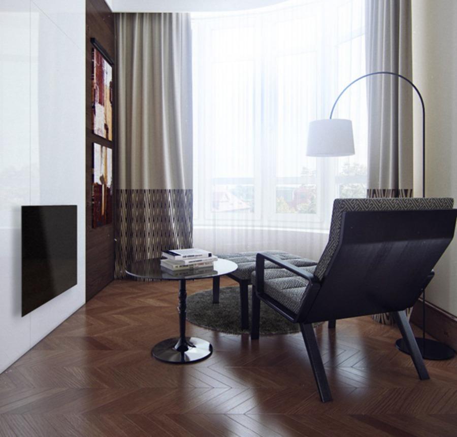infrarotheizung keramik schwarz elektroheizung online kaufen. Black Bedroom Furniture Sets. Home Design Ideas